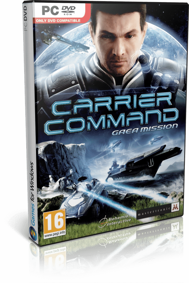 Carrier Command Gaea Mission (RELOADED) PC ES...