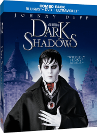 Cover Caratula Dark Shadows Blu ray