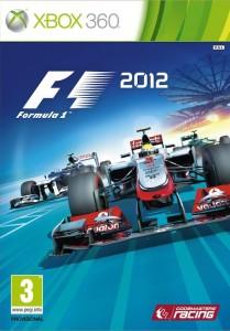 Cover Caratula F1 2012 Formula 1 2012 XBOX 360