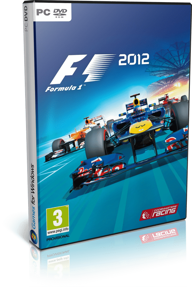 F1 2012 Formula 1 (FAIRLIGHT) PC Descargar