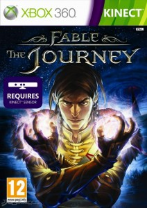 Cover Caratula Fable The Journey XBOX 360