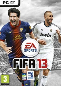 Cover Caratula FIFA 13 PC Descargar