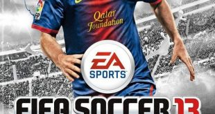 Cover Caratula FIFA 13 Nintendo Wii