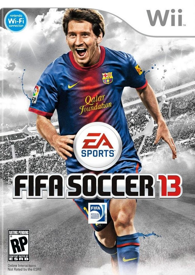 FIFA 13 (Region PAL) Nintendo Wii ESPAÑOL Des...