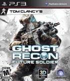 Tom Clancy's Ghost Recon Future Soldier (FIX 3.55) PS3 ...