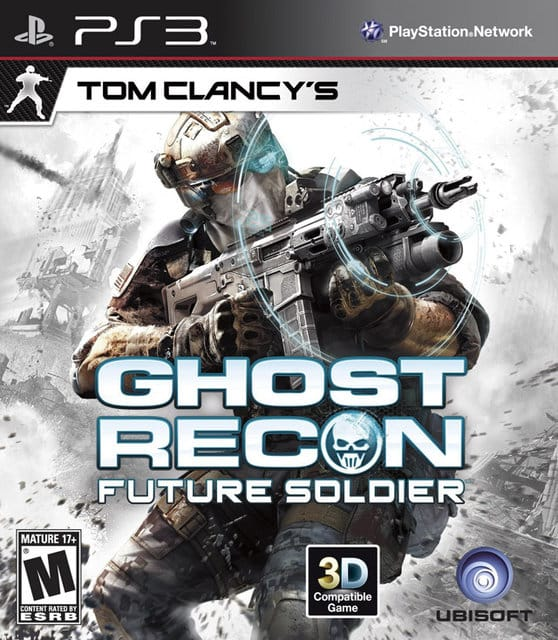 Tom Clancy's Ghost Recon Future Soldier (FIX 3.55) PS3 ESPAÑOL Descargar