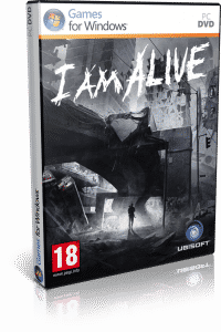 Cover Caratula I Am Alive PC