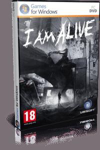 Cover Caratula I Am Alive PC