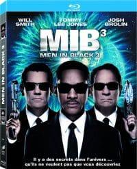 Cover Caratula Men In Black 3 Blu ray BRRip
