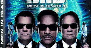 Cover Caratula Hombres De Negro III Men In Black III