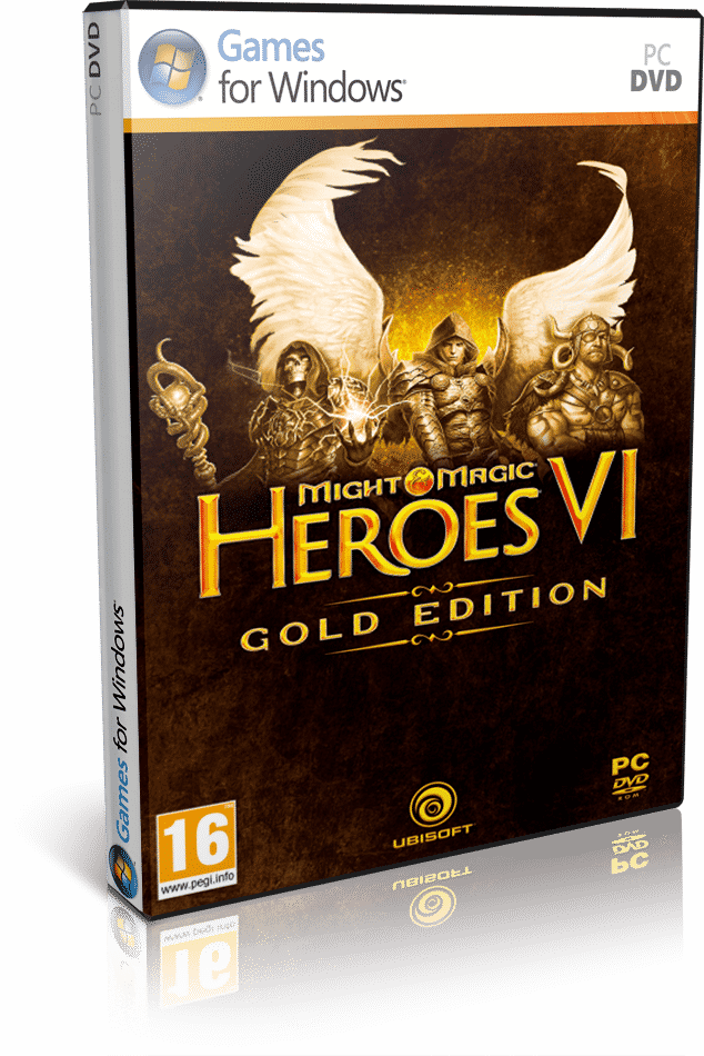 Might and Magic Heroes VI Gold Edition (SKIDROW) PC ESP...