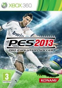 Cover Caratula PES 2013 Pro Evolution Soccer 2013 XBOX 360