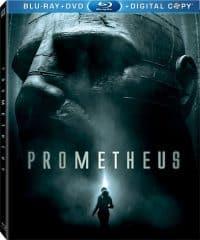 Cover Caratula Prometheus Blu ray