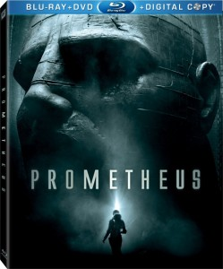 Cover Caratula Prometheus Blu ray