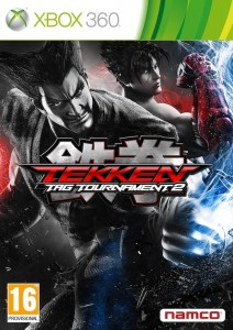 Cover Caratula Tekken Tag Tournament 2 XBOX 360