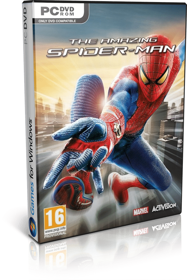 The Amazing Spiderman (SKIDROW) PC ESPAÑOL Descargar