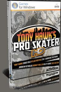 Cover caratula Tony Hawks Pro Skater HD
