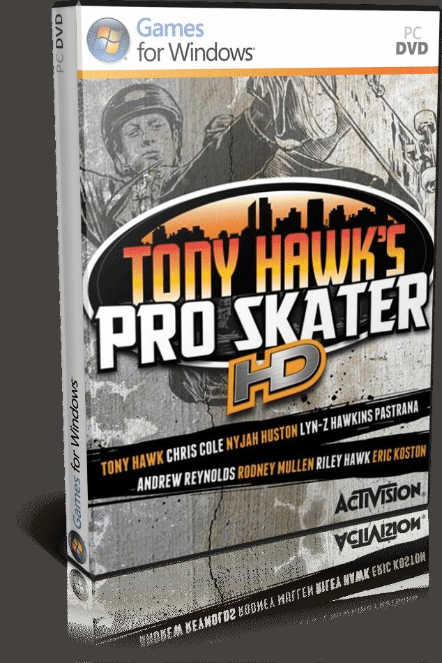 Tony Hawk's Pro Skater HD (SKIDROW) PC ESPAÑOL Descarga...