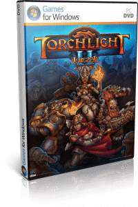 Cover Caratula Torchlight II PC