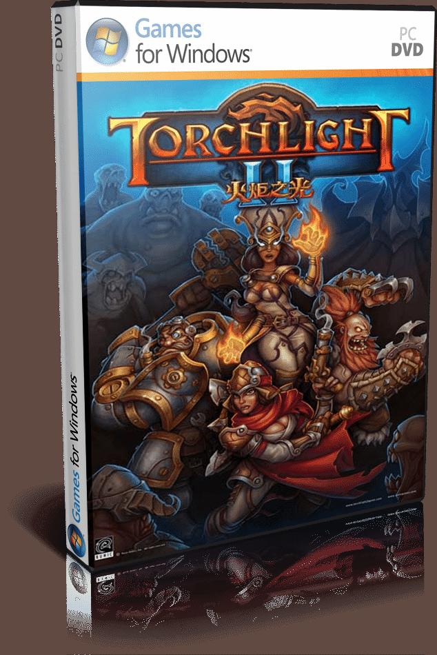Torchlight II (RELOADED) PC Descargar
