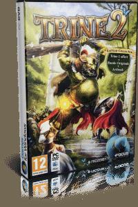 Cover Caratula Trine 2 PC Descargar