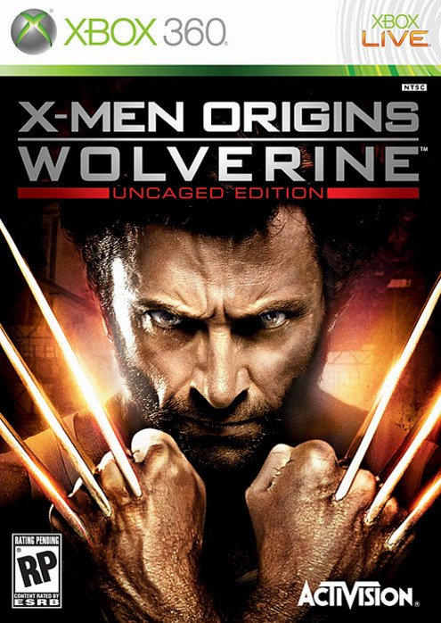 X-Men Origins Wolverine (Region Free) XBOX 36...