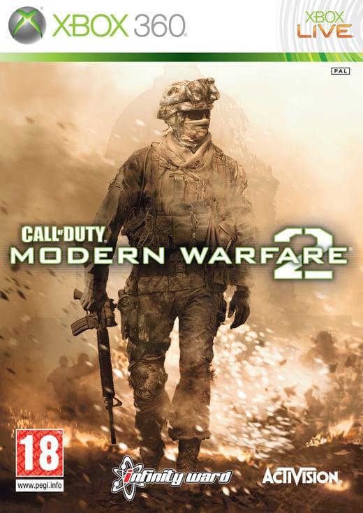 Call of Duty Modern Warfare 2 (Region Free) XBOX 360 De...
