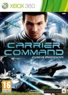Carrier Command Gaea Mission (Region PAL/NTSC) XBOX 360...