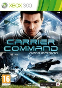Cover Caratula Carrier Command: Gaea Mission XBOX 360