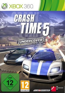 Cover Caratula Crash Time 5 Undercover XBOX 360