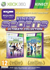 Cover Caratula Kinects Sports Ultimate Collection XBOX 360
