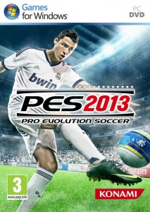 Cover Caratula PES 2013 Pro Evolution Soccer PC