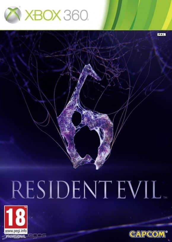 Resident Evil 6 (Region FREE) XBOX 360 ESPAÑOL Descarga...