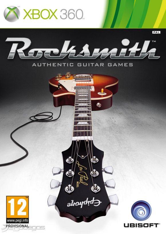 Rocksmith (Region FREE) XBOX 360 ESPAÑOL Desc...