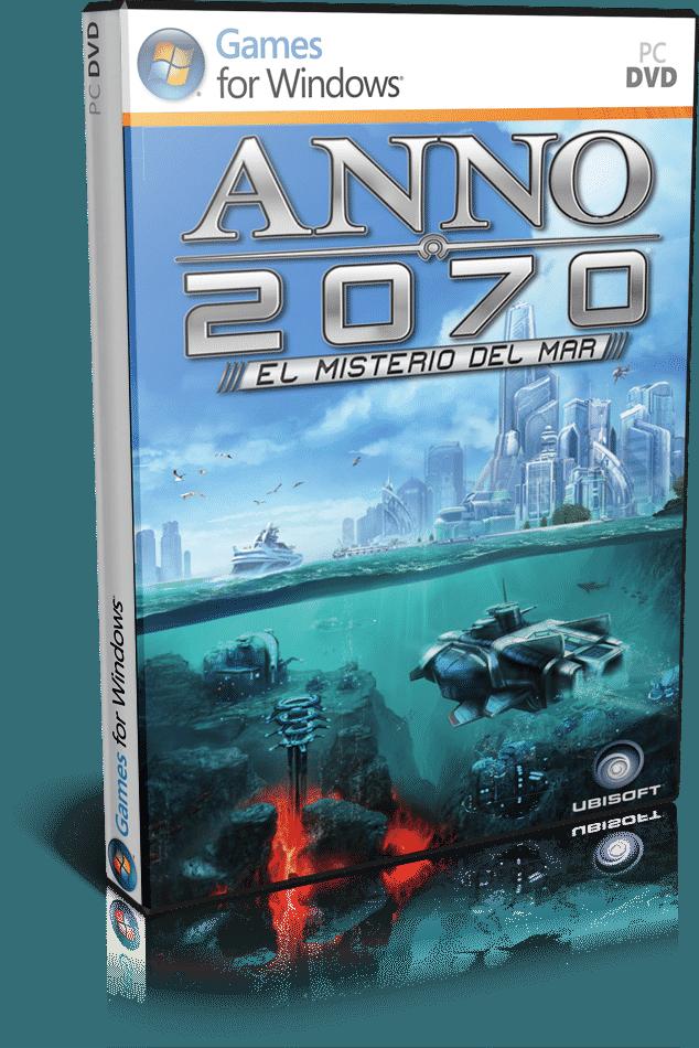 Anno 2070 Deep Ocean (RELOADED) PC ESPAÑOL Descargar Fu...