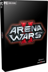 Cover Caratula Arena Wars 2 PC