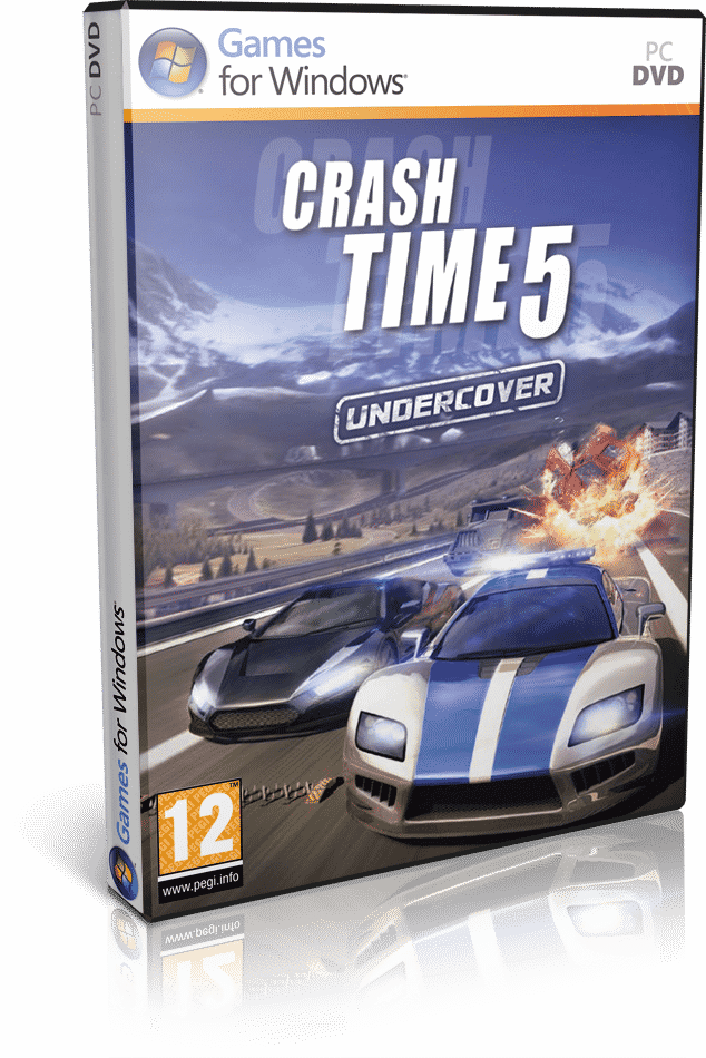 Crash Time 5 Undercover (RELOADED) PC Descarg...