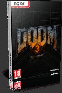 Cover Caratula DOOM 3 BFG Edition PC