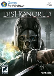 Cover Caratula Dishonored PC