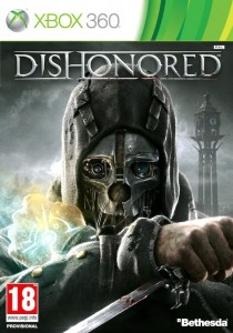 Cover Caratula Dishonored XBOX 360