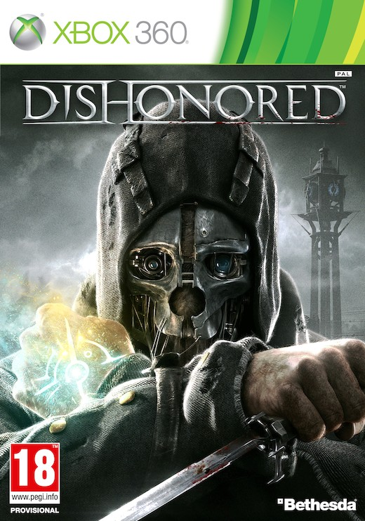 Dishonored (Region NTSC/PAL) XBOX 360 ESPAÑOL Descargar Full