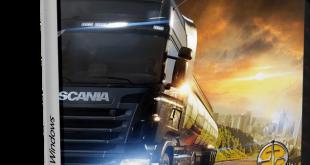 Cover Caratula Euro Truck Simulator 2 PC