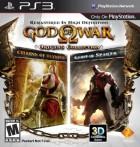 God Of War Origins Collection (FIX 3.55) Playstation PS3 ESPAÑOL Descargar Full
