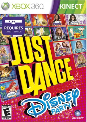 Just Dance Disney Party (Region FREE) XBOX 360 ESPAÑOL ...