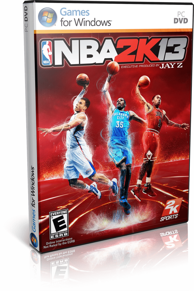 NBA 2K13 (RELOADED) PC ESPAÑOL Descargar Full