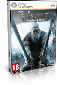 Cover Caratula Viking Battle for Asgard PC