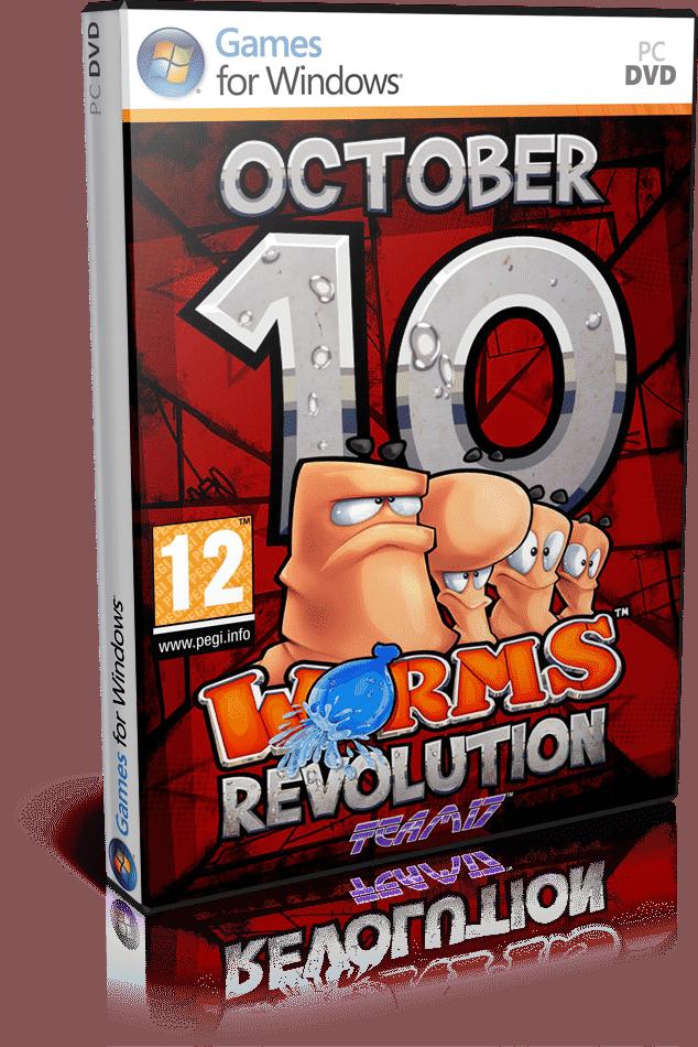 Worms Revolution (PROPHET) PC ESPAÑOL Descargar Full