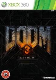 Cover Caratula Doom 3 BFG Edition XBOX 360