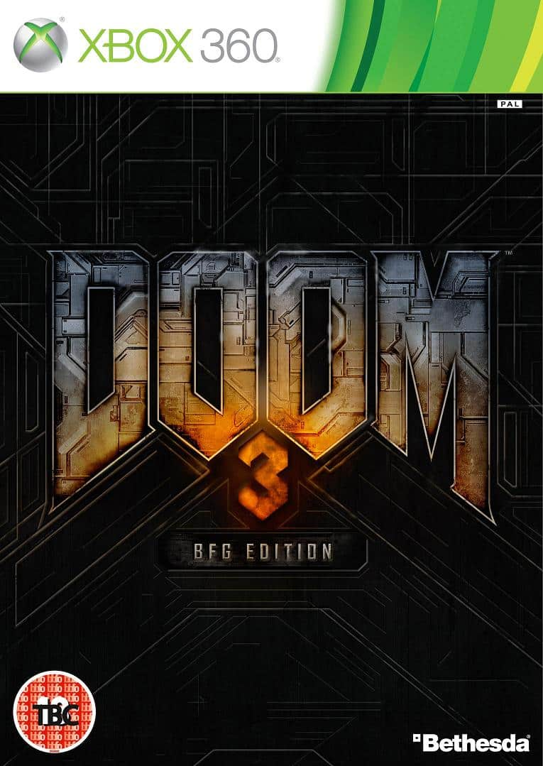 Doom 3 BFG Edition (Region NTSC/PAL) XBOX 360 ESPAÑOL Descargar Full