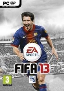 Cover Caratula FIFA 13 PC